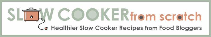 Top 20 Vegetarian and Vegan Slow Cooker Soups featured on Slow Cooker from Scratch | Slow Cooker from Scratch®