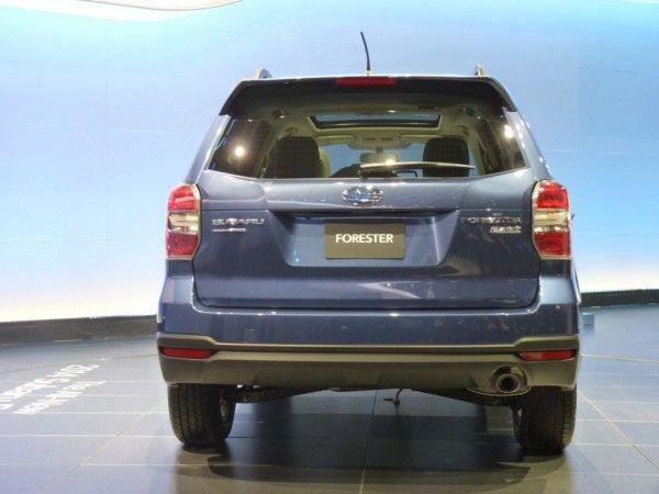 2014 Subaru Forester Release dates 600x450 2014 Subaru Forester Full Reviews