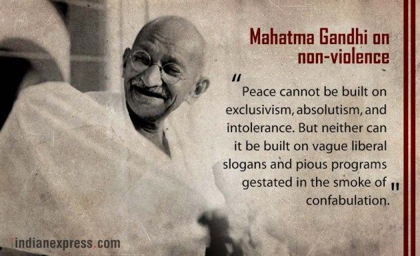 Martyrs' Day: 10 profound quotes by Mahatma Gandhi