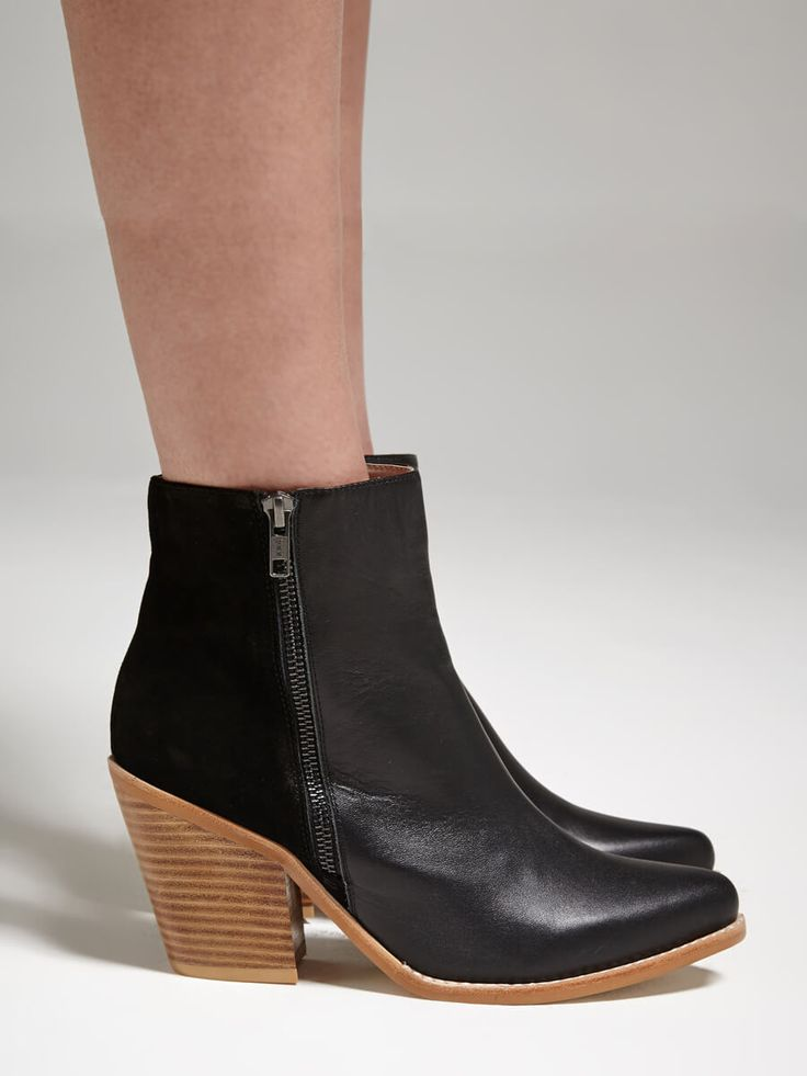 Sol Sana - Melody Twin Zip Low Boot
