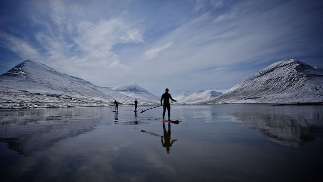 Iceland - SUP by Peter Trow. A trailer of the Blueline / Paddle Surf Hawaii team exploring Iceland. Awesome Video!
