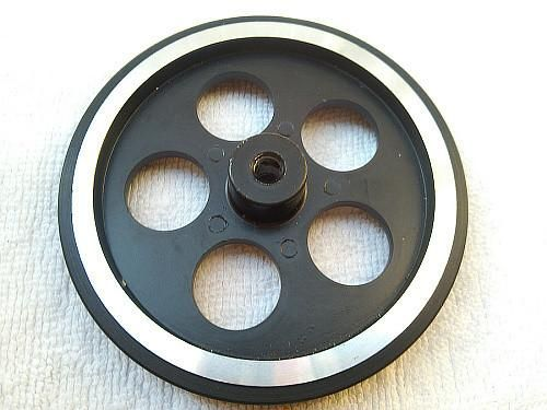 Diameter 95MM Smart car wheels / aluminum alloy wheels big load carry/robot wheels for install motors/ robot car parts for DIY