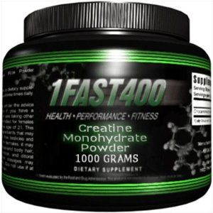 1Fast400 Creatine Monohydrate Powder, 1000-Grams by 1Fast400. $34.53. Creatine is a natural substance found in the body which plays a powerful role in energy metabolism. 1Fast400 Creatine Monohydrate can help maximize energy output during intense training to help you reach the next level. This amazing nutrient enhances strength and body composition. 1Fast400 Creatine Monohydrate Powder, 1000 grams https://brandicted.com/?q=diesel