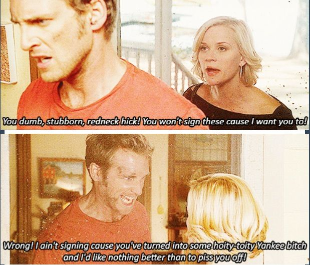Love this movie with Reese Witherspoon and Josh Lucas in Sweet Home Alabama