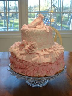 pasta modelleri: kız çocuk pastaları