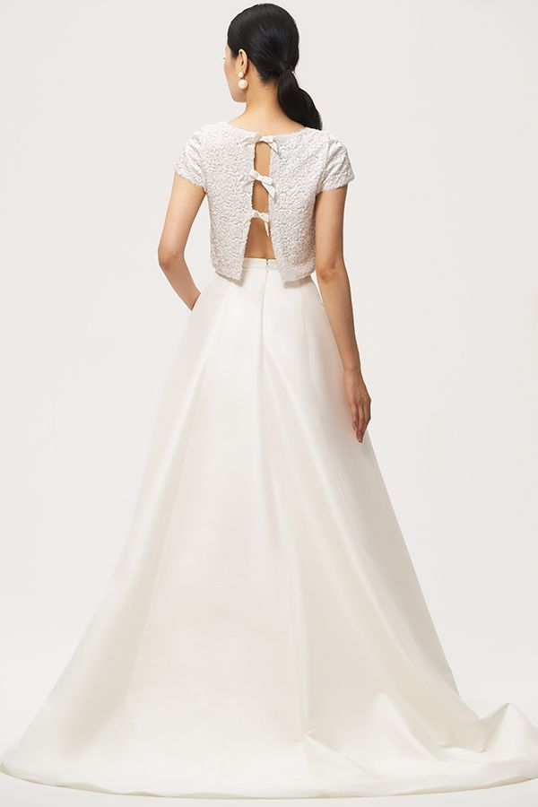 The Dylan Top Part Of Our Jenny By Jenny Yoo Bridal Collection