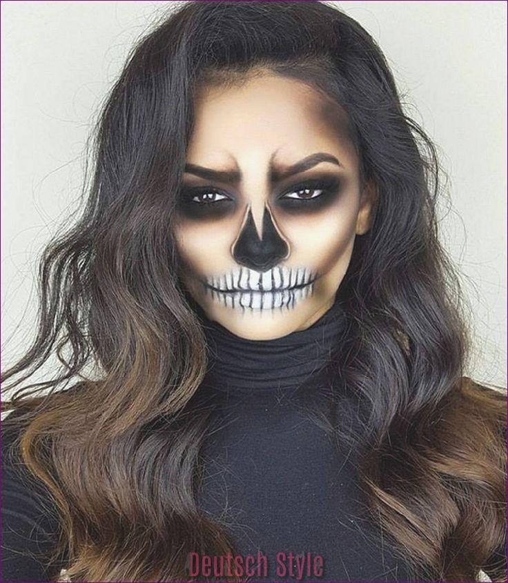 Jour de la mort de Maquillage – les Idées en Photos et Tutoriels Vidéo – 30 …