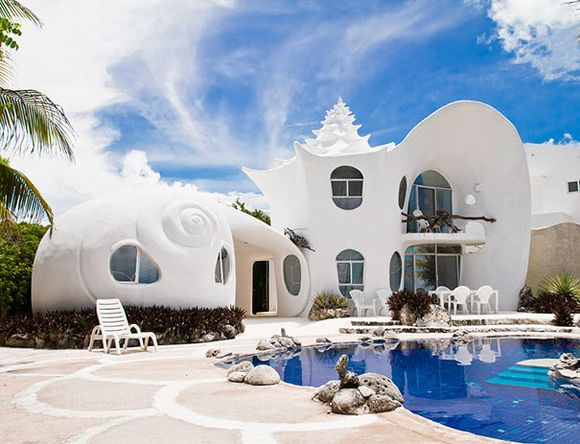 World's Most Magical Homes!   Yeah! Cool.   Pinterest