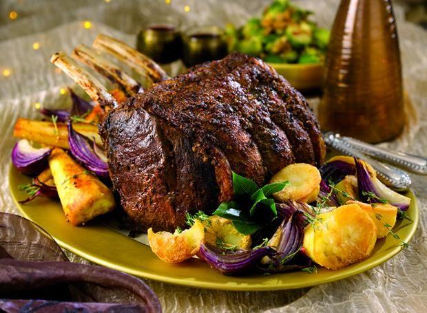 Costata di manzo al forno rump steak baked Un secondo piatto davvero sostanzioso. Difatti questa costata dimanzo al fornoè davvero deliziosa.Diamo un tocco in più con la salsa di senape ,che gi…