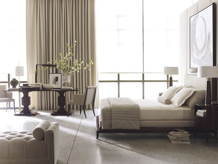 16 best images about Bedroom Inspiration on Pinterest  Tufted bed