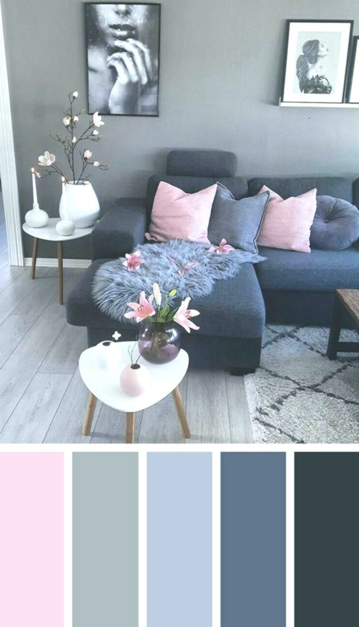 Couleur De Salon Gris nice easy way to be flexible with colors in the home the