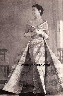 Vintage Evening Gown - Oscar