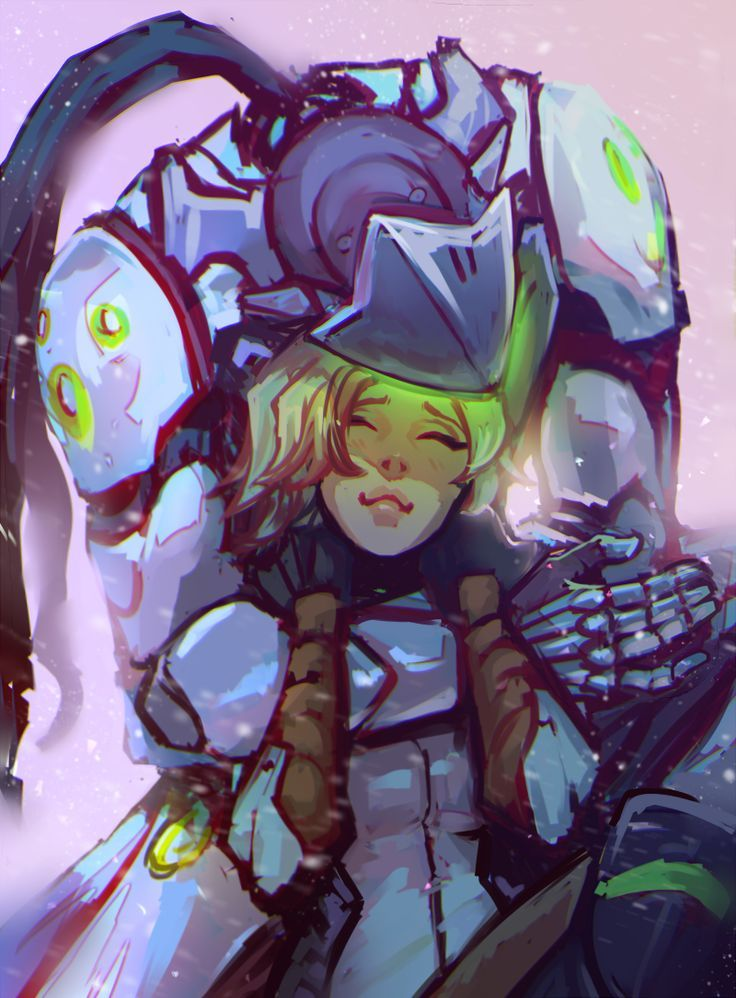 overwatch genji x mercy | Över 1 000 bilder om Gency (Mercy X Genji) Overwatch på ...