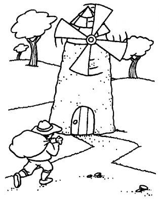 Les 50 meilleures images du tableau moulin sur pinterest coloriage moulins et coloriage pour - Coloriage farine ...