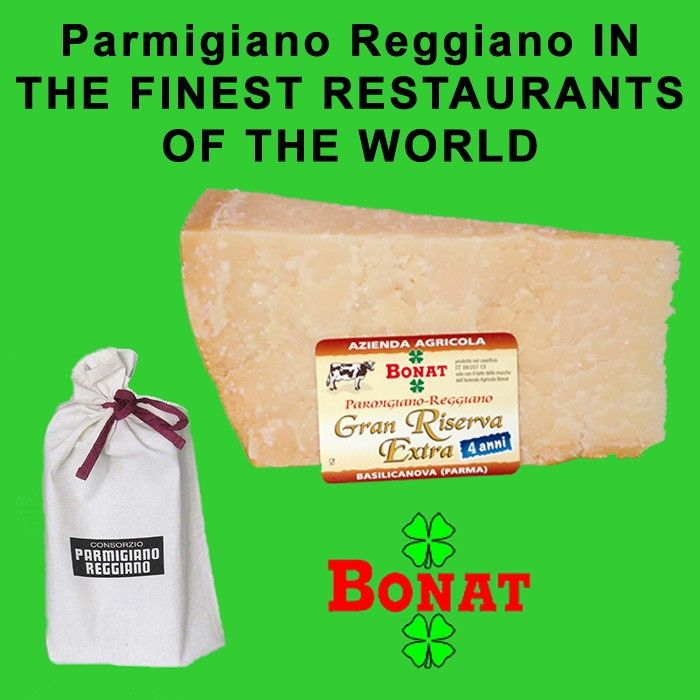 The best Parmigiano Reggiano of Italy ,from Bonat Farm http://bit.ly/1R00FYT