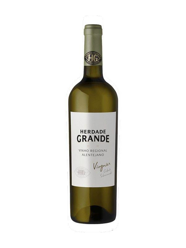 Herdade Grande Viognier 2016 White Wine Herdade Alentejo Melhores Vinhos