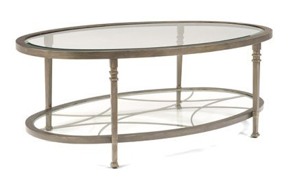 Atrium Oval Cocktail Table Coffee Table Pinterest Shops Coffee And Tables