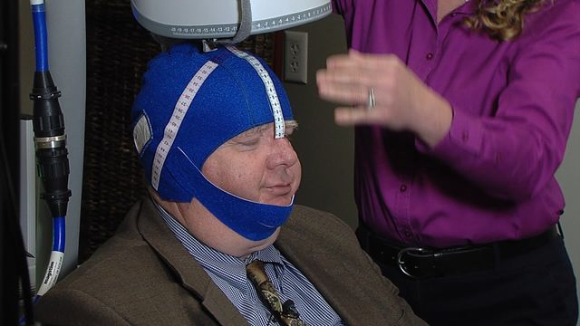 SALT LAKE CITY (News4Utah) - For people suffering from clinical depression, some cannot tolerate or respond to drug medication. Deep Transcranial Magnetic Stimulation (TMS) could be the answer for their mental illness and it's now in full operation at a clinic in Salt Lake City.