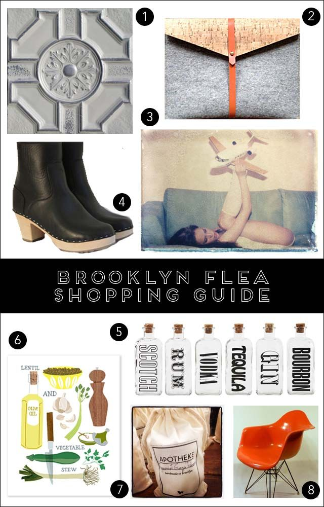 Your Guide to the Brooklyn Flea's Best Shops & Eats