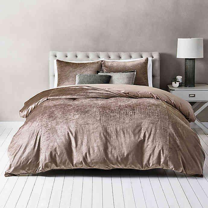 Wamsutta Velvet Duvet Cover Bed Bath Beyond Bed Linens Luxury Velvet Duvet Bedding Sets