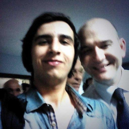 Süleyman Soylu İle Bayram #Selfie si :)