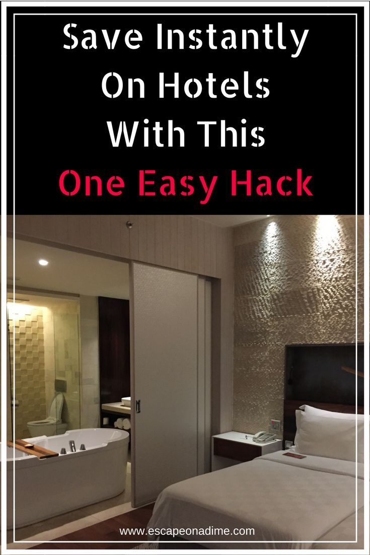 Use This Hack To Take The Mystery Out Of Hotels