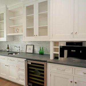 Butler Pantry Design, Transitional, kitchen, Milton Development