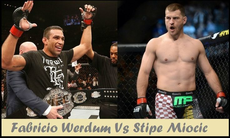 Watch UFC Night Fight Fabricio Werdum Vs Stipe Miocic Live Stream,,If you want to UFC Fight Night Fabricio Werdum Vs Stipe Miocic Streaming Live UFC Big Fight Night On Saturday 14 May, 2016 you have come To the correct place @t Curitiba City in Brazil,,I shall give you HD quality live Streaming Link To Bellow,,,  CLICK HERE : http://www.watchufcstreaming.net/  CLICK HERE : http://www.watchufcstreaming.net/
