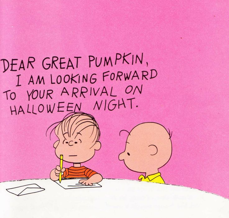 Its The Great Pumpkin Charlie Brown Quotes: 65 Best Images About Halloween On Pinterest