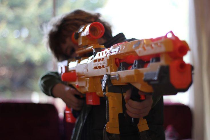 Las 5 Mejores Pistolas Nerf Para Salir Victorioso En Las Batallas