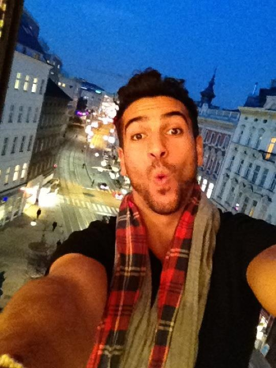 Elyas M'Barek. so adorable!
