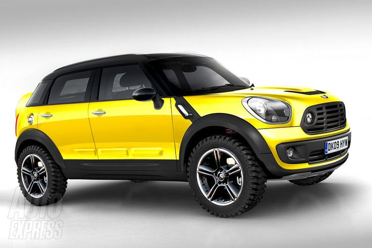 mini suvs | Mini Countryman SUV