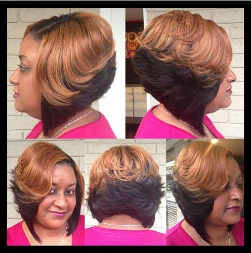Fine 1000 Images About Sew In Bob Style With Illusion Part On Hairstyles For Women Draintrainus
