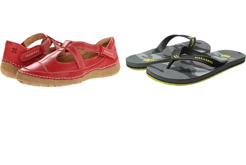 Naturalizer, Billabong at 6pm. Free shipping, get your brand fix!