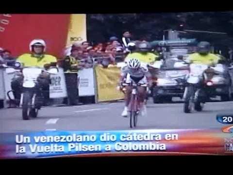 Jose Rujano Campeon de la Vuelta a Colombia 2009