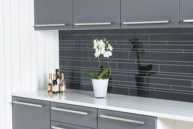 """Føl deg som i verdensmetropolen med kitchen board i designen """"New York"""". http://fibo-trespo.no/"""
