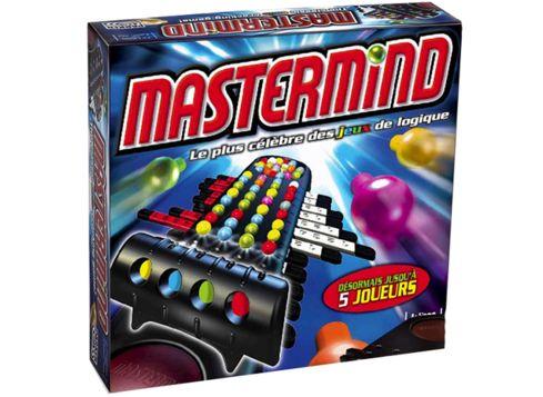 Mastermind - spel