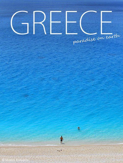 Greece, paradise on earth..