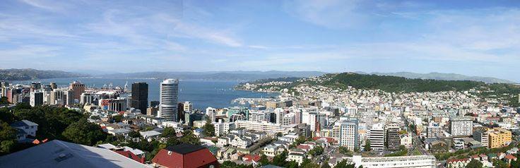 Hotéis e passagens: Hotéis em Wellington – Nova Zelândia