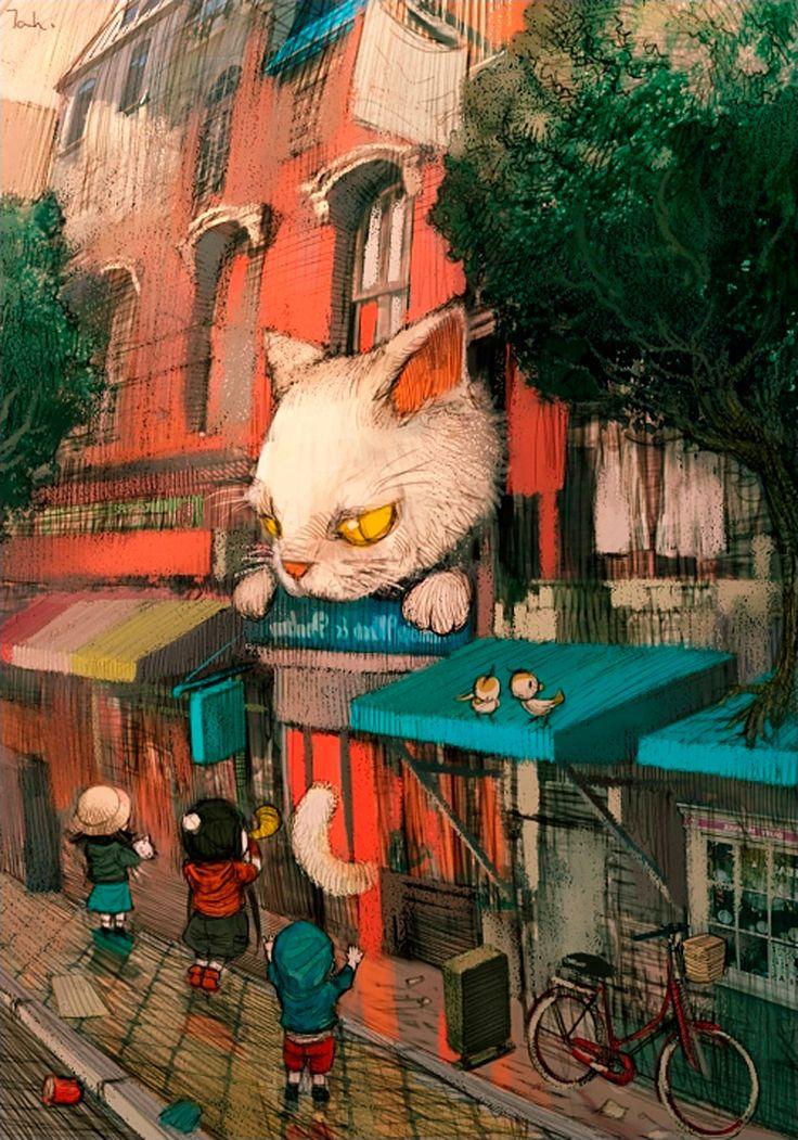 """The Art Of Animation, kyoung hwan Kim, Aka:""""Tahra"""""""