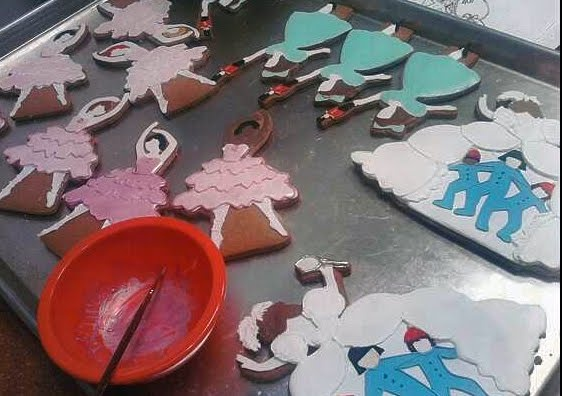 Patti Paige's Gingerbread Cookie Recipe | Food | Pinterest