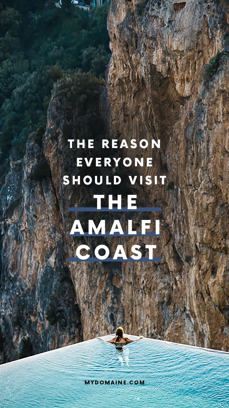 The best places to go in Italy's Amalfi Coast
