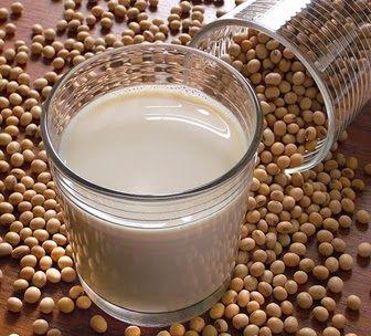 El Laboratorio del Chefgonin: Como hacer leche de soja-soya, tofu y Okara. (How to make soy milk, tofu and okara, faire du lait de soja, tof...