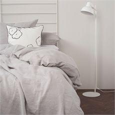 Ash Linen Queen Duvet Cover-bedding-cravehome
