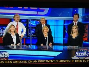 Inside the Fox News lie machine: I fact-checked Sean Hannity on Obamacare.  Eric Stern   Salon.com UPDATE I re-reported a Fox News segment on Obamacare -- it was appallingly easy to see how it misleads the audience.