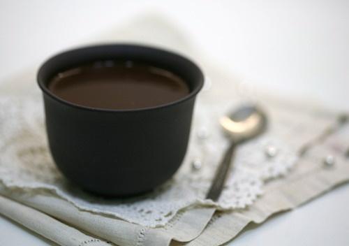 Чадейка - Еще раз про горячий шоколад