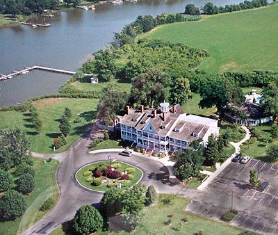 Waterfront Weddings Venue | Maryland Meeting Hotel Venue and Packages | Historic Kent Manor Inn and Hotel Maryland | Eastern Shore near Annapolis MD