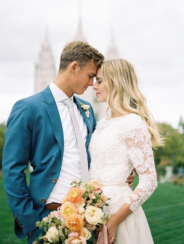Charm Town – Utah Valley Bride