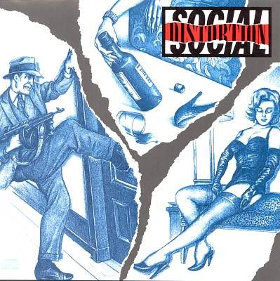 Self Titled-Social Distortion