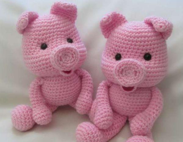 Schwein Häkeln Anleitung My Blog